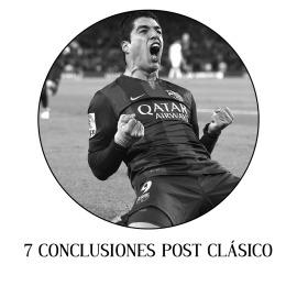 7 Conclusiones Post Clásico