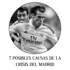 7 posibles causas de la crisis del Madrid
