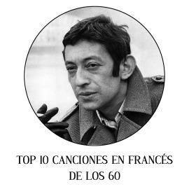 Top 10 canciones en francés de los 60