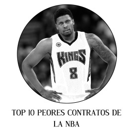 Top 10 Peores contratos de la NBA