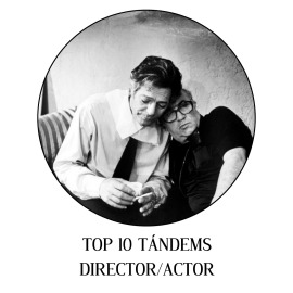 Top 10 Tándems director actor